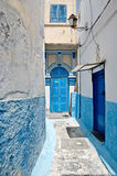 Rabat, DES Oudaias de Kasbah Images libres de droits