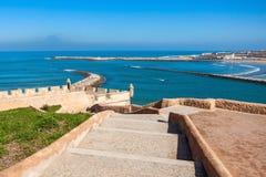 Rabat em Marrocos Fotografia de Stock