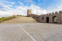 Rabat fortecy główny plac Fotografia Stock