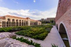 Rabat fortecy ogród Fotografia Stock