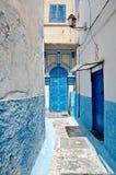 Rabat, Kasbah des Oudaias royalty-vrije stock afbeeldingen