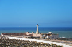 Rabat Lighthouse Royalty Free Stock Photo