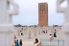 Rabat Maroc Royaltyfri Fotografi