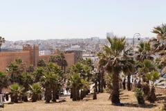 Rabat. Marokko. lizenzfreies stockfoto
