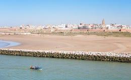 Rabat, Marokko vector illustratie