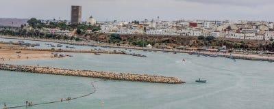 Rabat Marokko Royalty-vrije Stock Afbeeldingen