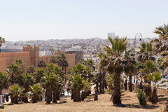 Rabat. Marokko. Royalty Free Stock Photo