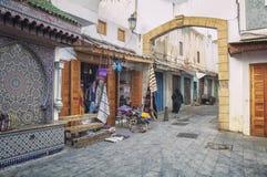 Rabat medina Stock Photo