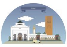 Rabat, Morocco, Stock Image