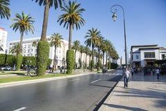 Rabat, Morocco royalty free stock photos
