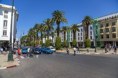 Rabat, Morocco Royalty Free Stock Photo