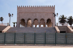Rabat's Unfinished Mosque Royalty Free Stock Images