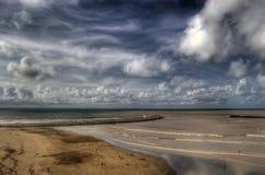 Rabat strand Fotografering för Bildbyråer