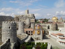 Rabati城堡,乔治亚 免版税库存图片