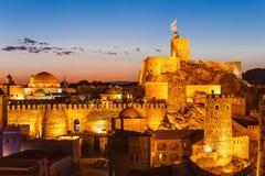 Rabati城堡,乔治亚 图库摄影