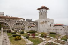 Rabati Castle in Akhaltsikhe, Georgia. Royalty Free Stock Photography