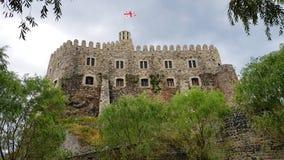 Rabati Roszuje, forteca w Akhaltsikhe, Gruzja zdjęcia royalty free