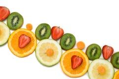 rabatowa owoc Zdjęcie Stock