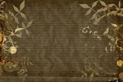 rabatowa roślina royalty ilustracja