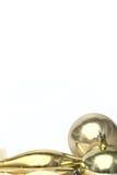 rabatowi boże narodzenia złoci Obraz Stock
