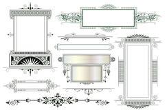 rabatowy bobek opuszczać dębowego faborków szablonu wektor Reklamy, ulotka, sieć, ślub, inni kartka z pozdrowieniami i zaproszeni ilustracja wektor