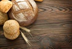 rabatowy chleb Obrazy Stock