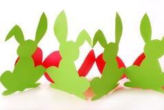 rabatowy Easter Zdjęcia Stock
