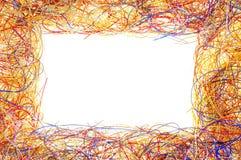 Rabatowy klingeryt od kabli 2 Zdjęcia Stock