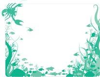 rabatowy ocean Obrazy Stock