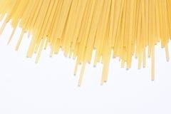 rabatowy tło spaghetti Fotografia Royalty Free