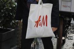 50% Rabatt ssla an H&M Lizenzfreies Stockbild