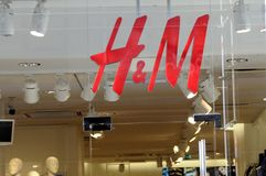 50% Rabatt ssla an H&M Stockbild