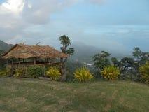 Rabaul miasteczko Obraz Royalty Free