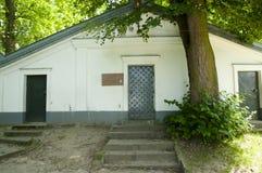 Rabbin Elimelech Crypt - Lezajsk - la Pologne photo stock