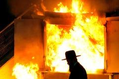 Rabbin Yaacov Israel Ifarga Image stock