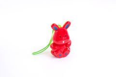Rabbit Baby Toy Stock Image