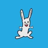 Rabbit bandage Stock Images