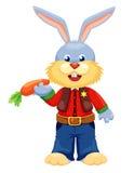 Rabbit cartoon Stock Photo