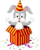Rabbit cartoon Royalty Free Stock Photo