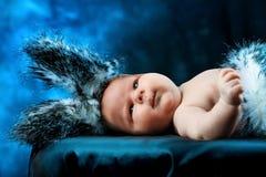 Rabbit costume Stock Photo