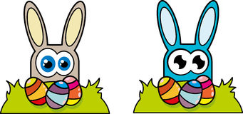Rabbit royalty free illustration