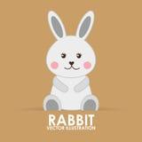 Rabbit cute Stock Photos