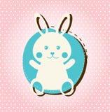 Rabbit design Royalty Free Stock Photography