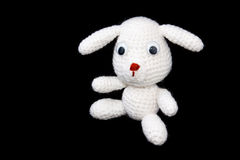 Rabbit doll Stock Photography