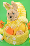 A rabbit of Easter. Stock Image