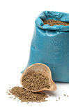 Rabbit feed Stock Images
