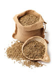 Rabbit feed Stock Image