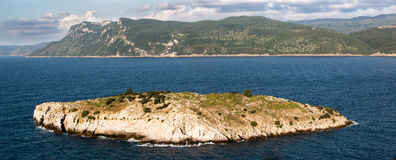 Rabbit Island Stock Photography