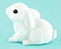 Rabbit lamp ornament Stock Photos