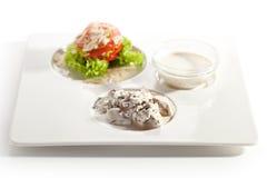 Rabbit Salad Stock Photos